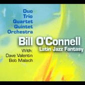Latin Jazz Fantasy by Bill O'Connell