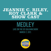 The U.S. Air Force Song (Wild Blue Yonder)/Marines' Hymn (The Halls Of Montezuma)/Anchors Aweigh (Medley/Live On The Ed Sullivan Show, March 7, 1971) von Jeannie C. Riley