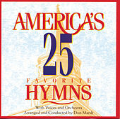 America's 25 Favorite Hymns by Studio Musicians