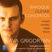 Baroque Guitar Concertos von Australian String Quartet