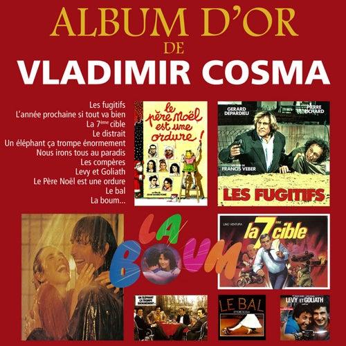 Album d'or Vladimir Cosma by Various Artists