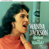Rockin` with Wanda Plus There`S a Party Goin` On von Wanda Jackson
