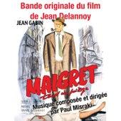 Bande Originale du film Maigret tend un piège de Jean Delannoy (version remasterisée 1998) von Paule Desjardins