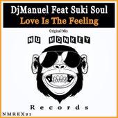 Love Is The Feeling di DJManuel
