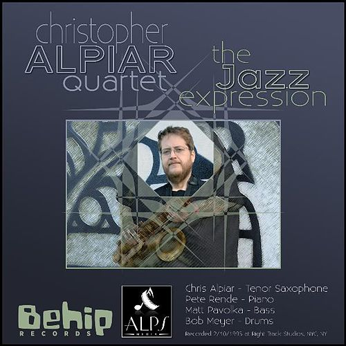 The Jazz Expression by Christopher Alpiar