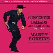 Gunfighter Ballads and Trail Songs Vols 1 & 2 de Marty Robbins