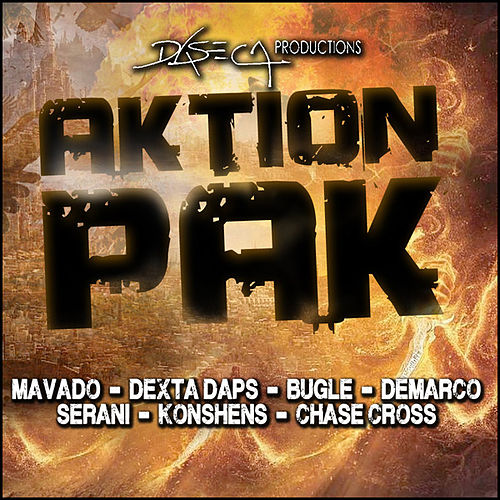 Aktion Pak by Various Artists