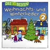 Die 30 besten Weihnachts- und Winterlieder 2 de Simone Sommerland