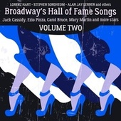 Broadway's Hall of Fame Songs, Vol. 2 de Various Artists