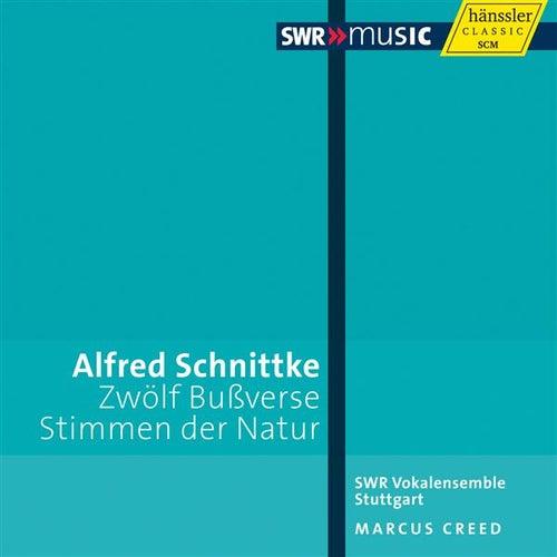 Schnittke: Penitential Psalms - Voices of Nature by Stuttgart Southwest Radio Vocal Ensemble