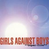 Super-Fire / Super-Fire + 3 de Girls Against Boys