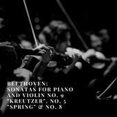 Beethoven: Sonatas for Piano and Violin No. 9