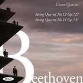 Beethoven: String Quartets Nos. 12 & 14 de Ehnes Quartet