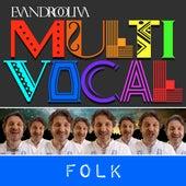 Multivocal Folk de Evandro Oliva