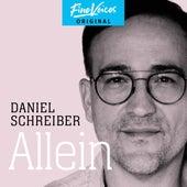 Allein (ungekürzt) von Daniel Schreiber