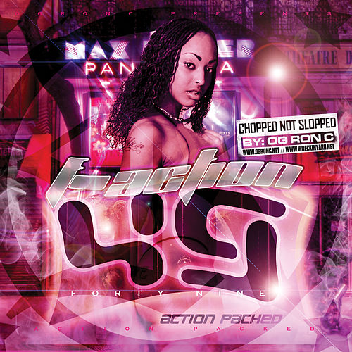 F-Action 49 by Various Artists