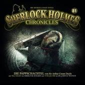 Folge 81: Die Pappschachtel von Sherlock Holmes Chronicles