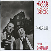 Live at the Wigmore Hall by Phil Woods