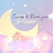 Canções de Ninar para Piano - Melodias Calmas e Suaves, Durma a Noite Toda, Bons Sonhos, Adormecer Rapidamente de Relaxar Piano Musicas Coleção