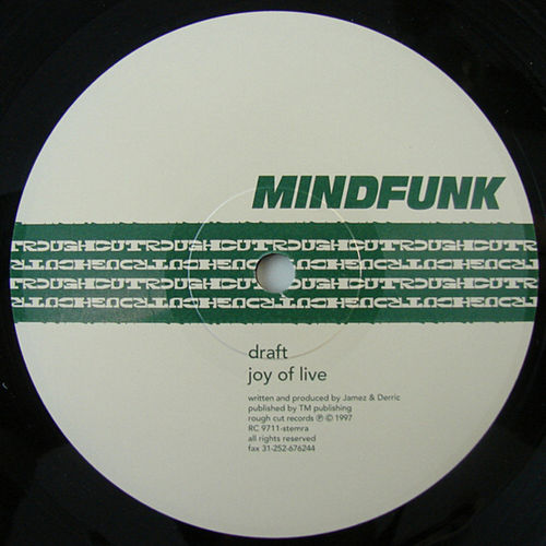 Experience EP by Mindfunk