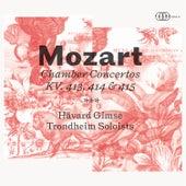 Mozart: Chamber Concertos de Håvard Gimse