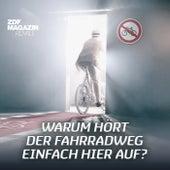 Warum hört der Fahrradweg einfach hier auf? von Jan Böhmermann