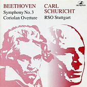 Carl Schuricht conducts Beethoven (1952) by Stuttgart Radio Symphony Orchestra