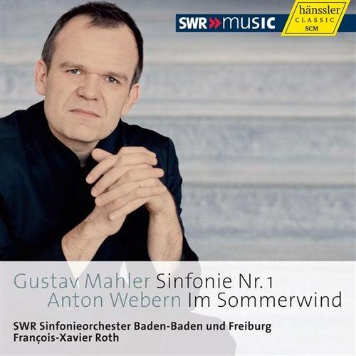 Mahler: Symphony No. 1. - Webern: Im Sommerwind by South West German Radio Symphony Orchestra