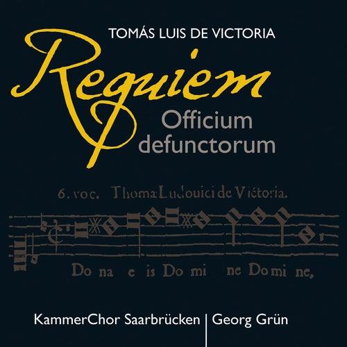 Victoria: Requiem (Officium defunctorum) by Saarbrucken Chamber Choir