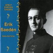 Great Swedish Singers: Erik Saeden von Erik Saeden