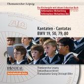 Das Kirchenjahr mit Johann Sebastian Bach, Vol. 10 - Reformation / Michaelistag von Various Artists