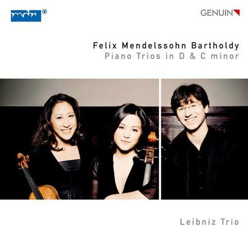 Mendelssohn: Piano Trios Nos. 1 & 2 by Leibniz Trio