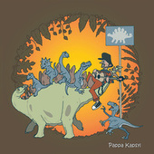 Stegosaurus by Pappa Kapsyl