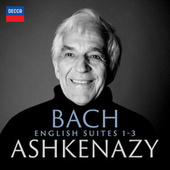 J.S. Bach: English Suite No. 2 in A Minor, BWV 807: 8. Gigue by Vladimir Ashkenazy