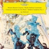 Mozart: Bassoon Concerto, K. 191; Haydn: Sinfonia concertante; Cimarosa: Concerto for two flutes; Schubert: Symphony No. 3 (Igor Markevitch – The Deutsche Grammophon Legacy: Volume 3) by Maurice Allard