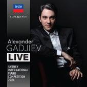Alexander Gadjiev - Live by Alexander Gadjiev