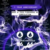 Deep & Tech Firehorse 66 - 1 Year Anniversary (Radio Edits) by Various Artists