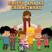 Cristo Ama As Criancinhas de 3 Palavrinhas