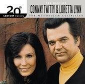 20th Century Masters: The Millennium Collection: Best Of Conway Twitty & Loretta Lynn by Loretta Lynn