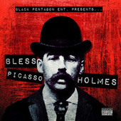 Holmes by Bless Picasso