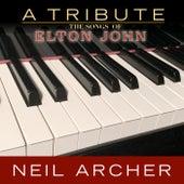 The Songs of Elton John von Neil Archer
