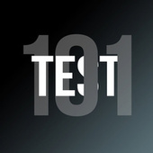 Test 101 by Various Artists