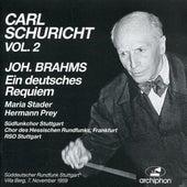 Brahms: Ein Deutsches Requiem (1959) by Maria Stader
