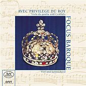 Focus Baroque de Various Artists