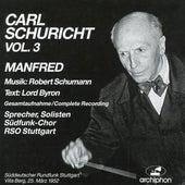Schumann: Manfred (1952) by Peter Luhr