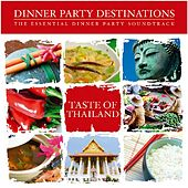 Bar de Lune Presents Dinner Party Destinations: A Taste of Thailand de Various Artists