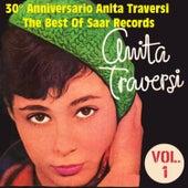 30° Anniversario Anita Traversi: The Best of Saar Records, Vol. 1 by Anita Traversi