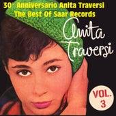30° Anniversario Anita Traversi: The Best of Saar Records, Vol. 3 de Anita Traversi