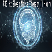 733 Hz Sleep Noise Therapy (1 Hour) by Color Noise Therapy