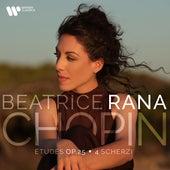 Chopin: 12 Études, Op. 25 & 4 Scherzi fra Beatrice Rana